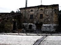 """""""El fantasma de la Casa de la Fuentita"""" de Iñaki Túrnez, relato ganador del concurso @Leiva,  patrocinado por El Crucero"""