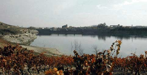 En septiembre cayeron 58 litros de agua en Leiva