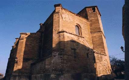 Apuntes sobre el retablo de la iglesia de Leiva