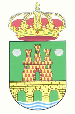 Se han sacado insignias con el escudo de Leiva