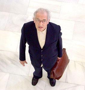 El filósofo Gustavo Bueno, el 24 de julio en Leiva