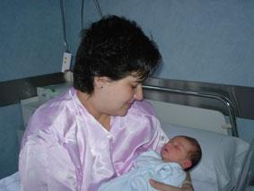 Una nueva niña para Leiva