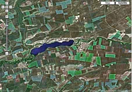 Leiva, vía satélite
