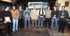 Entregados los premios anuales de Manista.com