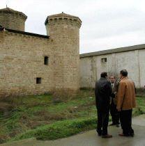 Visita del Presidente de La Rioja a Leiva